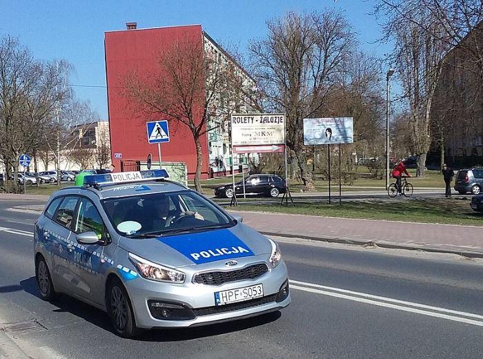 Policja Tarnów: Tylko spokój i opanowanie na drodze pozwoli dojechać do wyznaczonego celu
